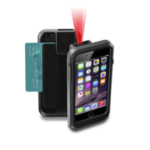 Linea Pro 6 2D Barcode Scanner, Mag Stripe