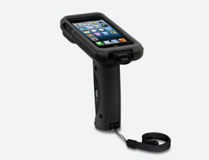 Linea Pro 5 Pistol Grip Rugged Case for 2D Barcode Reader