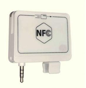 ACR35 MobileMate audio jack NFC & mag stripe card reader