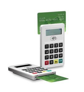 BluePad-50 Bluetooth Smart Card + Mag Stripe + NFC + PIN Pad
