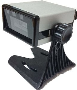 Riotec FS5027M 2D fixed mount USB barcode scanner