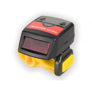 Generalscan GS-R1000BT 1D Laser Bluetooth Ring Barcode Scanner