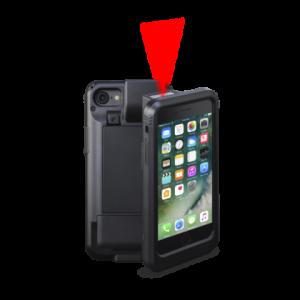 Linea Pro 7 1D Barcode Scanner, Mag Stripe, BT