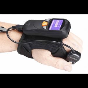 iDC9607AW 1D (ultra long range CCD) Pocket wearable scanner