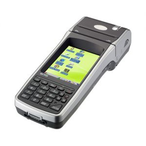 M3 Mobile POS rugged terminal with printer