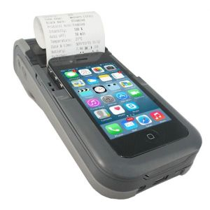 "PP60 2"" Printer + 1D Barcode Scan + Mag Stripe for iPOD Touch 4"