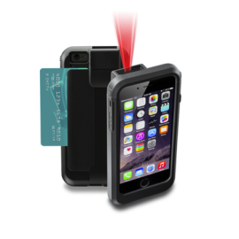 Linea Pro 6 1D Barcode Scanner, Mag Stripe, RFID, BT