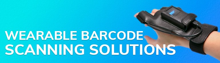 wearable barcode scanning solutions