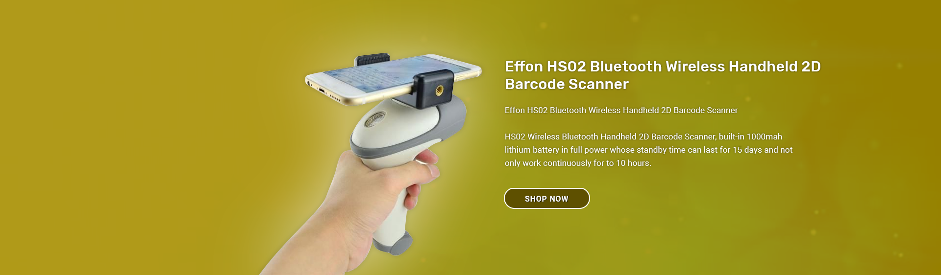 Effon HS02 Bluetooth ...