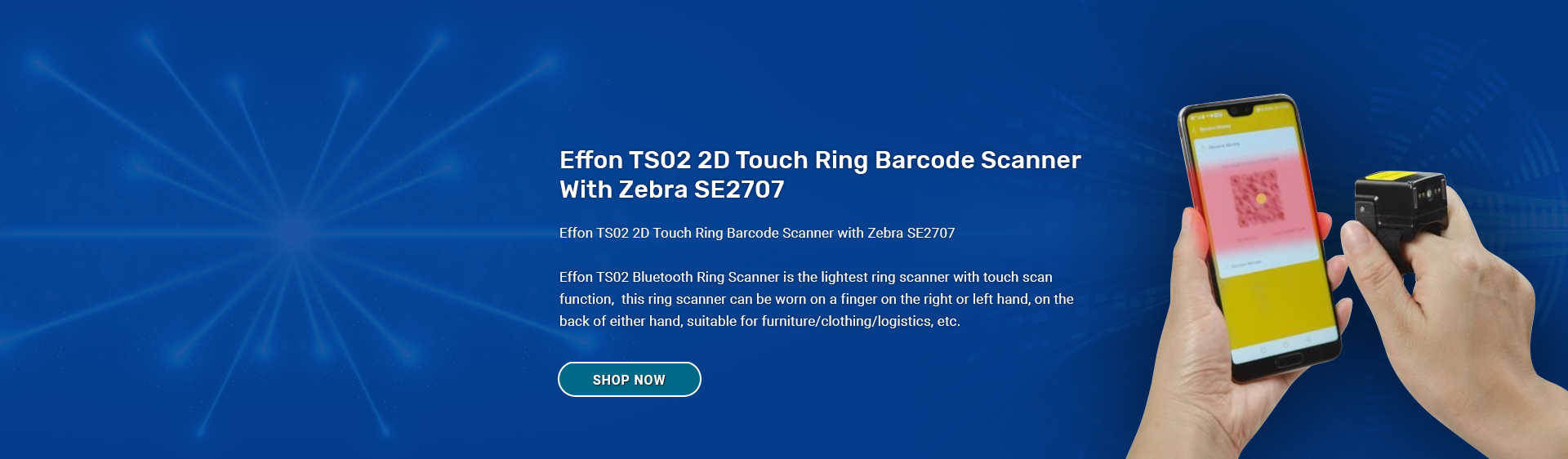 Effon TS02 2D Touch Ring ...