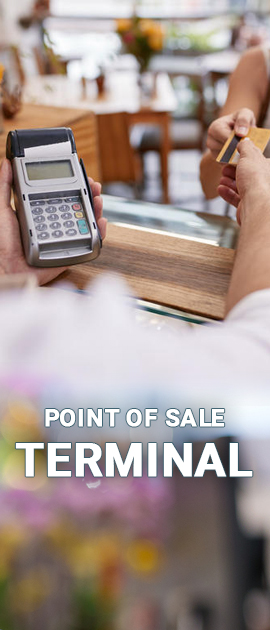 point of sale terminal